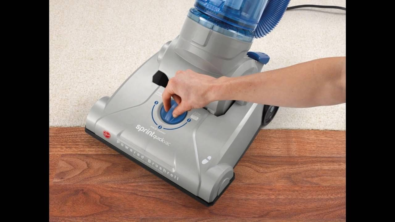 Hoover Sprint Quickvac Bagless Upright Uh20040 Vacuum Cleaners Rivew Upright Vacuums Vacuums Vacuum Cleaner