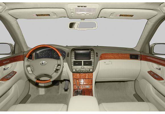 Lexus Ls Best Luxury Cars: 2004 Lexus LS 430, Interior