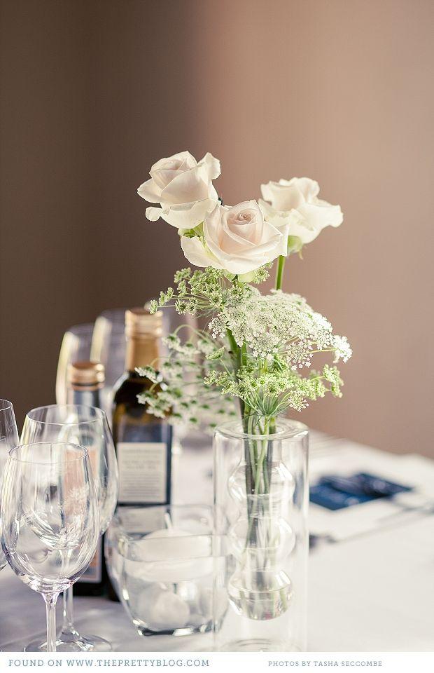 Soliflore Centre De Table Fleurs Mariage Idees Vintage Mariage