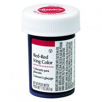 Wilton Red Red Icing Colour | Cake Icing, Colours and ...