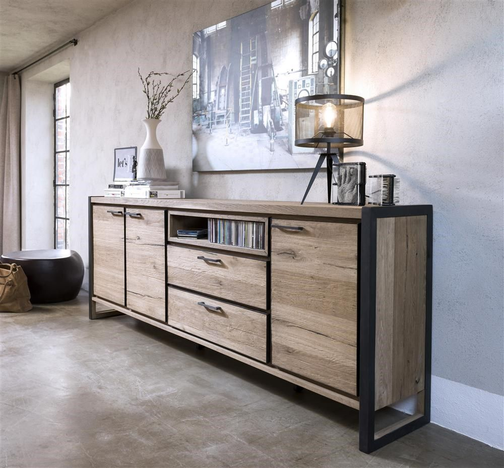 Meubles Henders Et Hazel collection metalo/metalox | mobilier de salon, buffet style