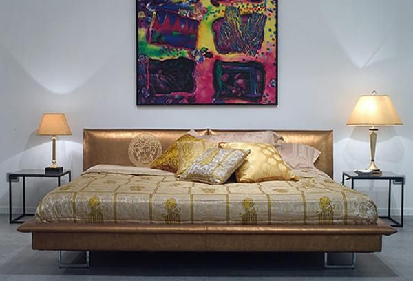 Spencer Bed   Versace Home Collection