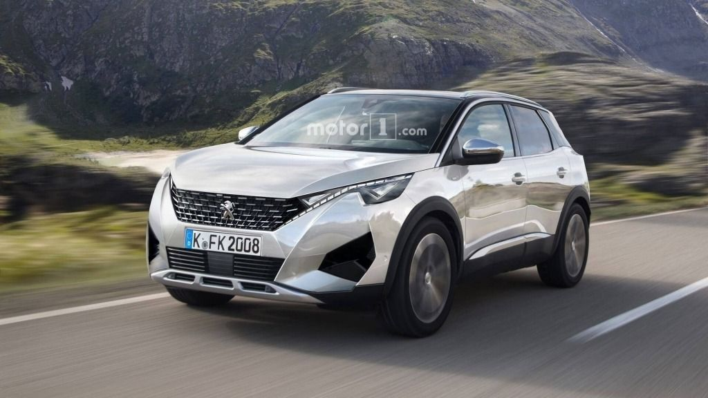 2021 Peugeot 3008 Release Date Price Redesign And Specs