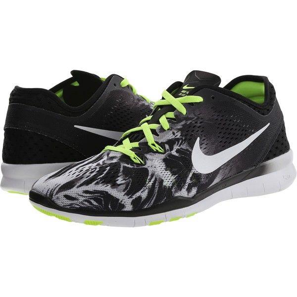 Nike Free Tr Adaptarse A 5 Para Mujer Elípticas En Blanco Y Negro 100% garantizado explorar en línea últimas colecciones cómodo en línea precio barato profesional 6fOTY