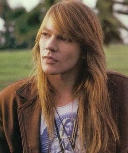 Axl Rose/ beauty & the beast coming up  from stunning to a