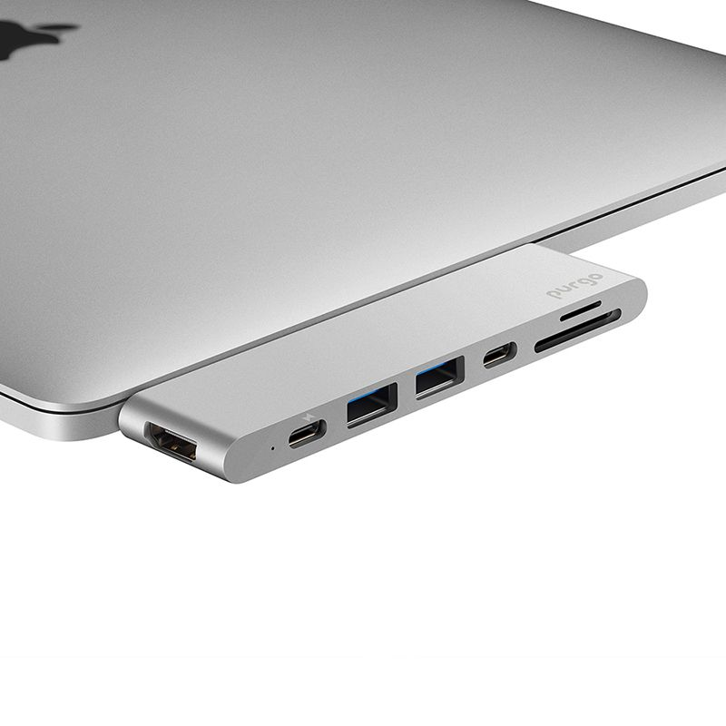 Purgo Usb C Hub Macbook Pro Macbook Macbook Air