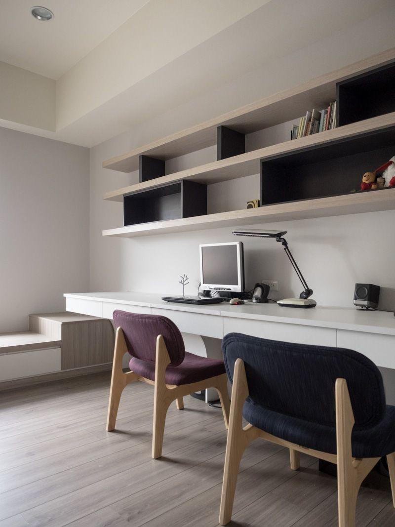 Study Room Interior Design: 2014 MIDYEAR TAICHUNG FOUR On Behance