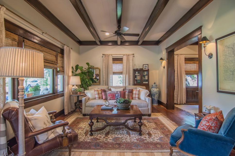 Hometown Home Town Hgtv Hgtv Living Room Living Room Makeover