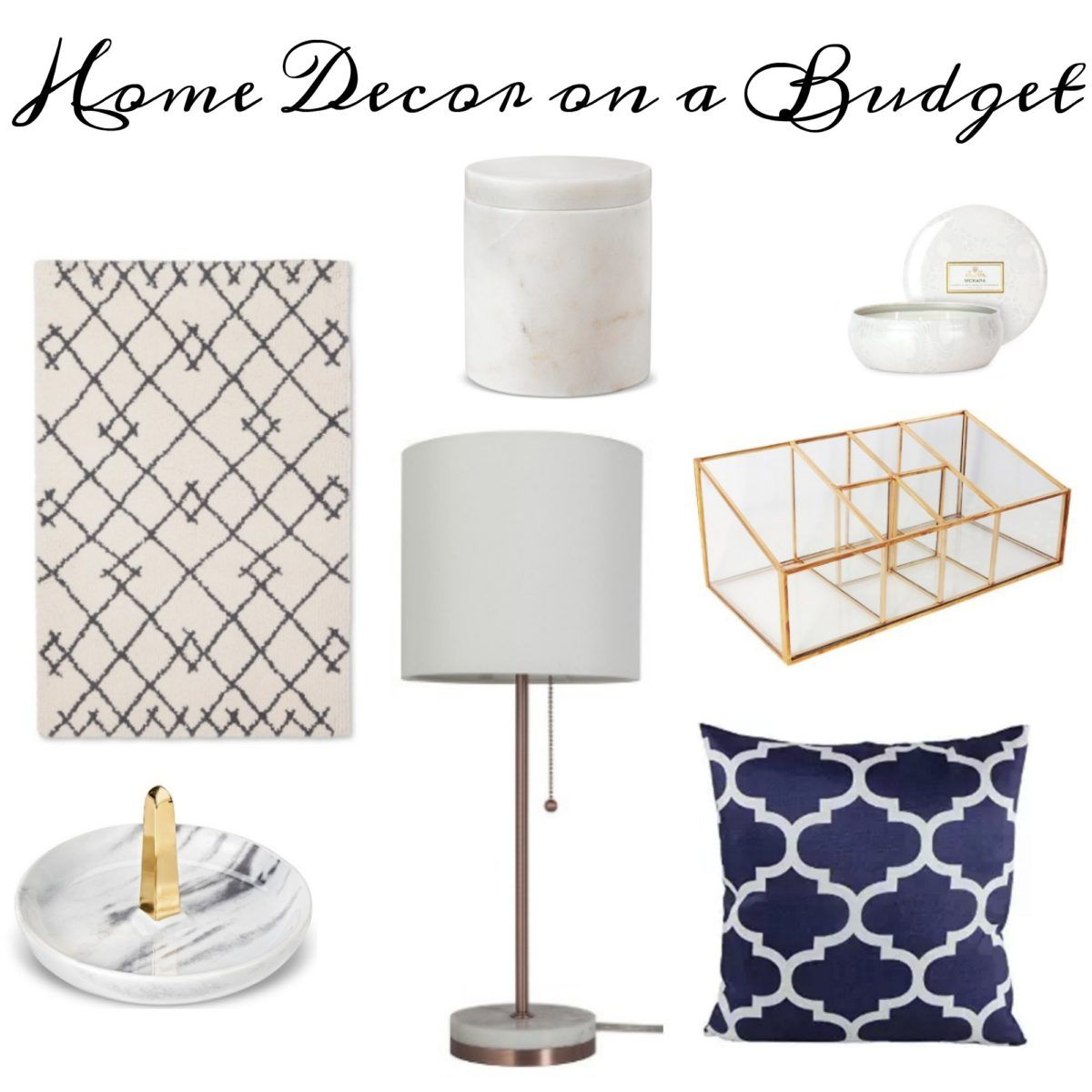 25 Budget Home Improvement Ideas | Budgeting, Decorating and Reuse