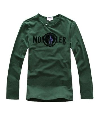 Homme moncler automne col rond large vert  Homme moncler automne col rond  large vert- 052345d582a