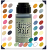 *Tim Holtz DISTRESS Ink STAIN COMPLETE LOT OF 37 Ranger