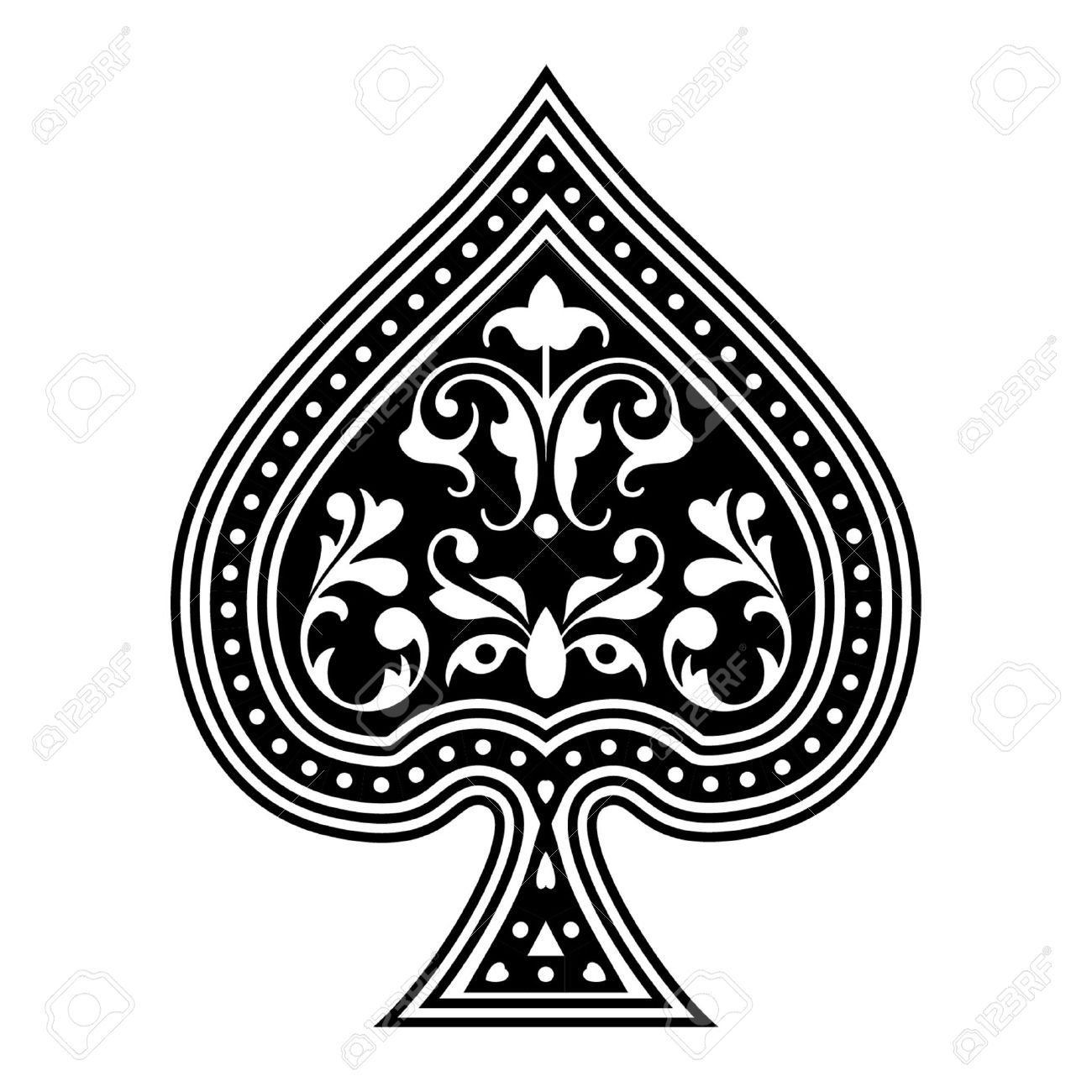 Vintage playing cards ace google search tattoo ideas pinterest vintage playing cards ace google search biocorpaavc Choice Image