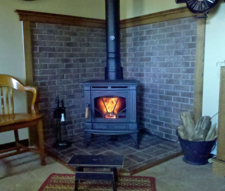 Image result for wood stove garage corner | Garage Wood Stove ...