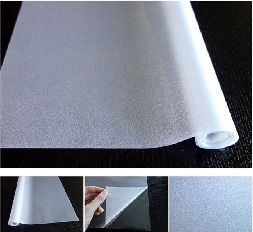 Sale 60300cm Frosted Privacy Glass Window Film Static Cling