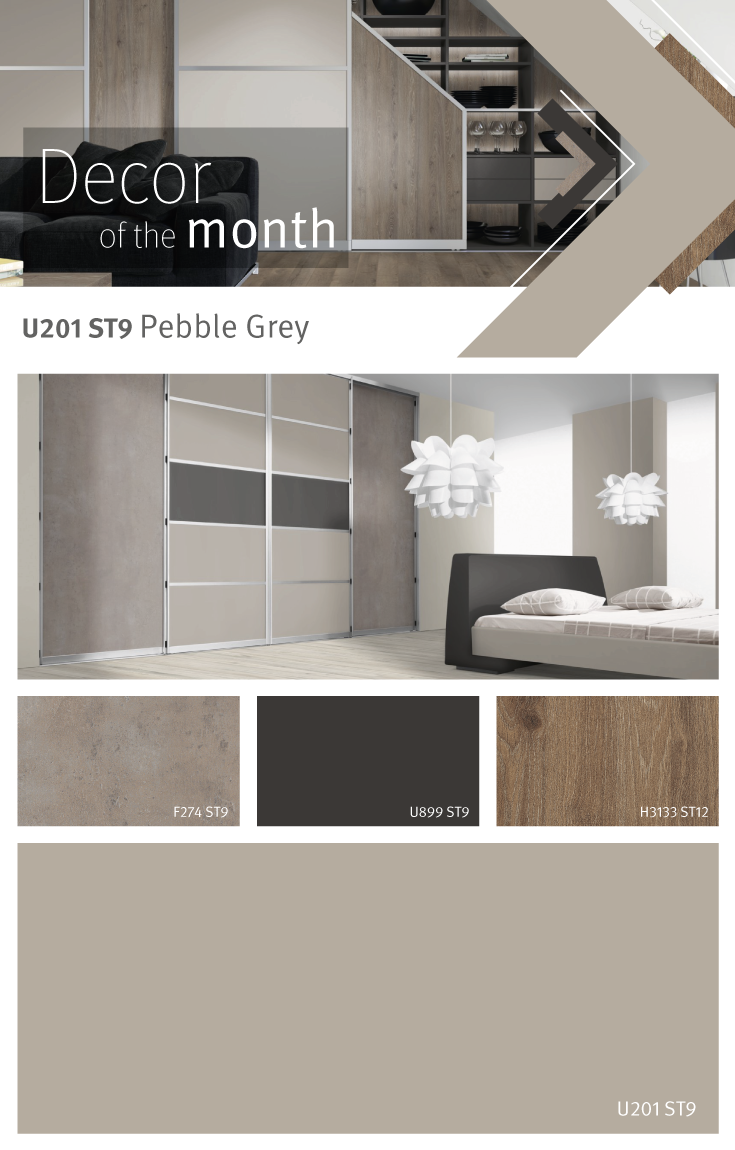Create Perfect Harmony With Pebble Grey Warming To On Trend Cool Greys And Cooling To The Warm Ton Built In Furniture Home Interior Design Modern Furnishings