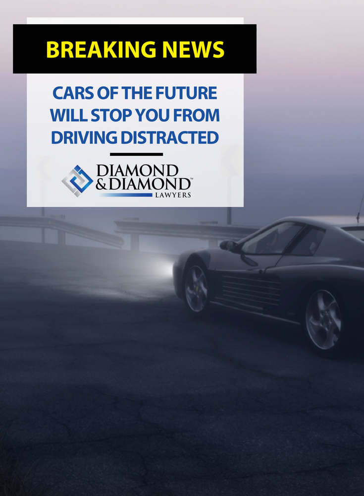 New software may allow autonomous cars to stop distracted