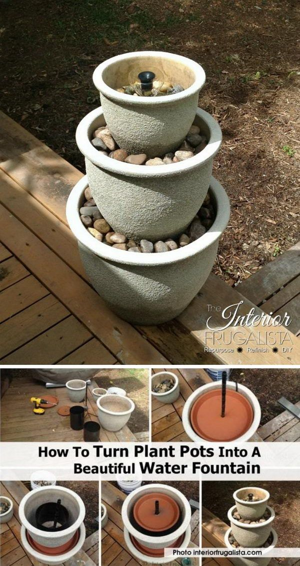 40 Great Water Fountain Designs For Home Landscape 2017