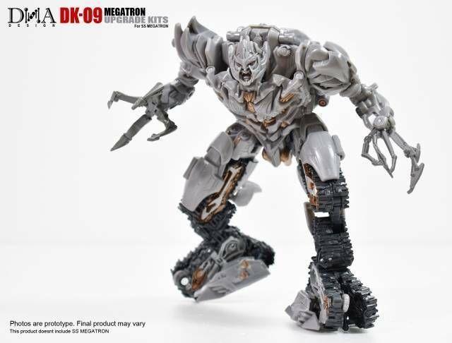 DNA DESIGN DK-09 MEGATRON UPGRADE KIT WITH BONUS,In stock!