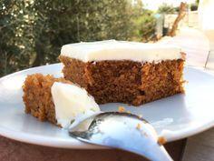 Tarta de zanahoria (la mejor receta del mundo)