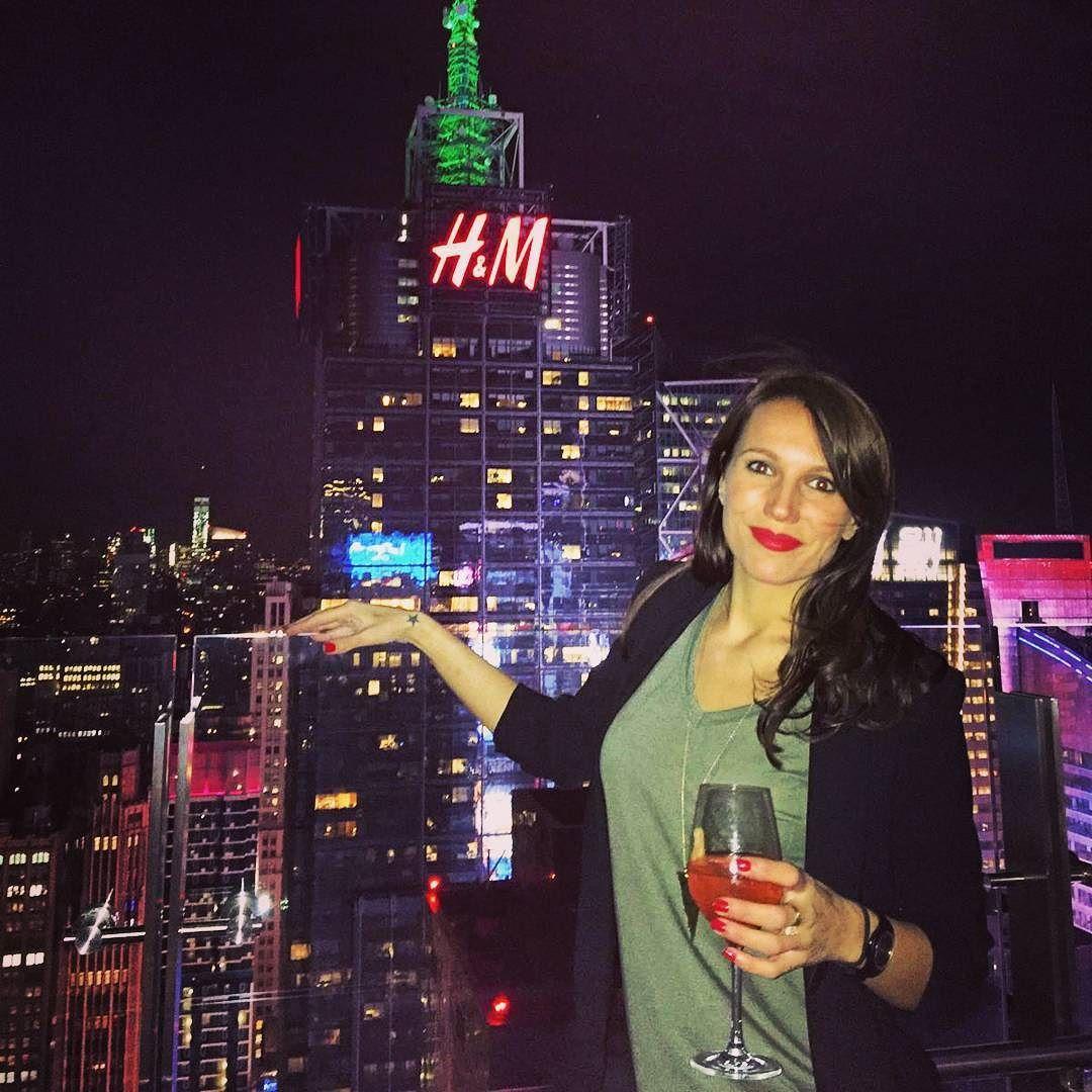 New York tu me manques #rooftop #newyork #america #58eme by p_manouchka