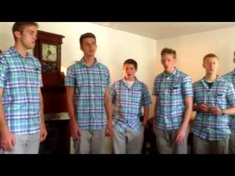 Byu Vocal Point Sings A Poor Wayfaring Man Of Grief In Carthage Jail Youtube Vocal Point Lds Music Byu