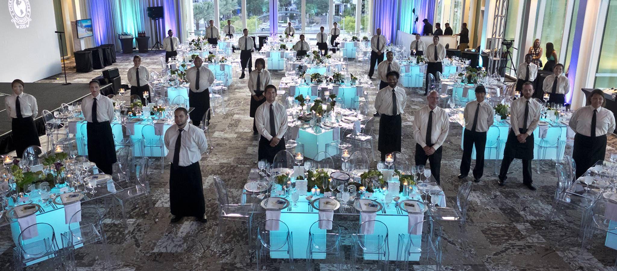 Association dinner royal table orlando events cocktail