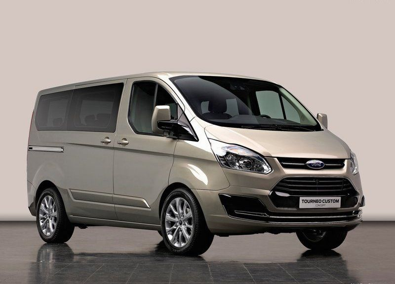 2013 Ford Transit Tourneo Custom Concept Ford Transit Ford Automobile