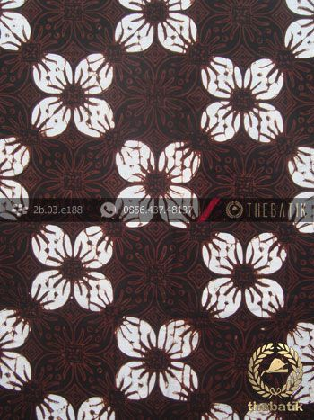 Jual Batik Klasik Jogja Motif Kawung Prabu Sogan  c99b5ae7bd