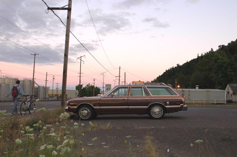 Plymouth Volar Plymouth, Wagon, Oregon