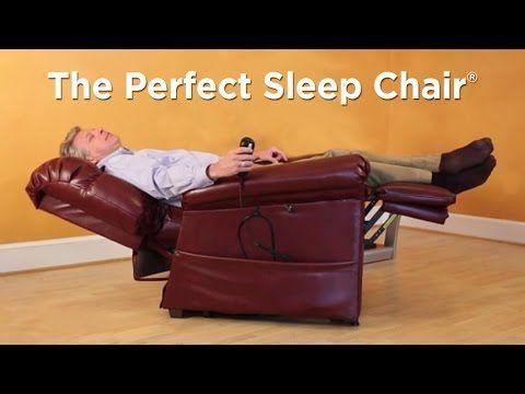 The Perfect Sleep Chair Best Sleeping Recliner Lift Chair Lift Chairs Chair Lift Lift Chair Recliners