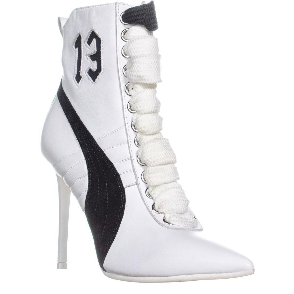 Fenty High Heel Sneaker Ankle Boots
