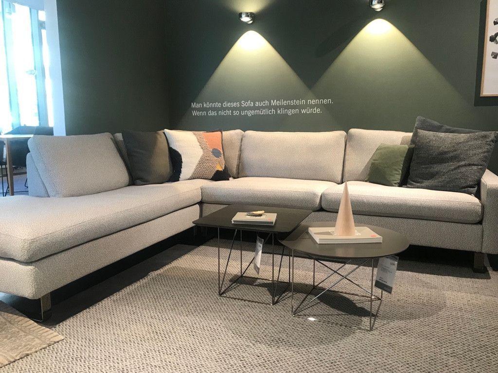 Designklassiker Conseta Von Cor Als Ecksofa Sofa Couch Kissen Wohnzimmer Lifestyle Homedecor Schonerwohnen Schonhier Ecksofa Sofa Schoner Wohnen