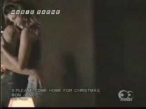 Jon Bon Jovi Please Come Home For Christmas Christmas Music