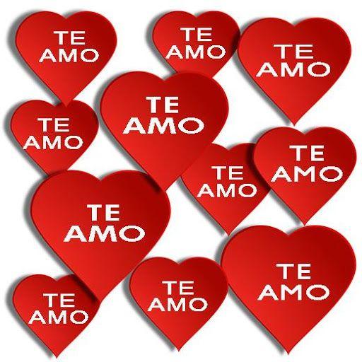 Te Amo Mi Amor Frases Con Rosas Y Corazones 1 2 Apk Con Imagenes