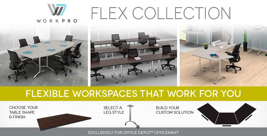 Workpro Flex Collection At Office Depot Officemax Office Max Office Depot Flex