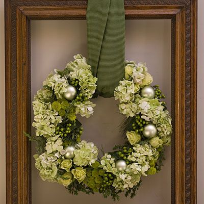 Beautiful spring wreath!