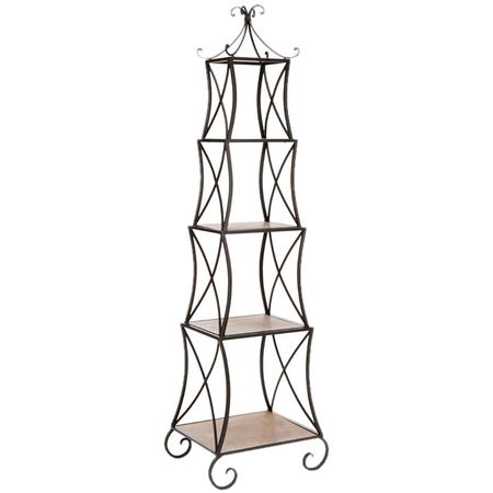I pinned this Kassidy Etagere from the Safavieh event at Joss and Main!