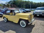 1952 WILLYS JEEPSTER for sale in West Pittston, PA, Price: $27,499