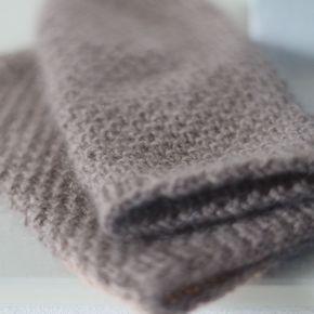 Photo of Strickanleitung für Handstulpen aus Wolle von Lamana