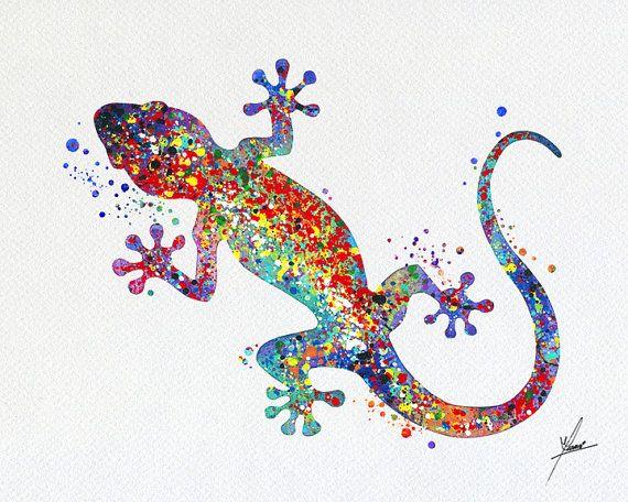1 pcs Gecko Lizard Animal Wall Hanging Funny Home Indoor /& Outdoor Decor