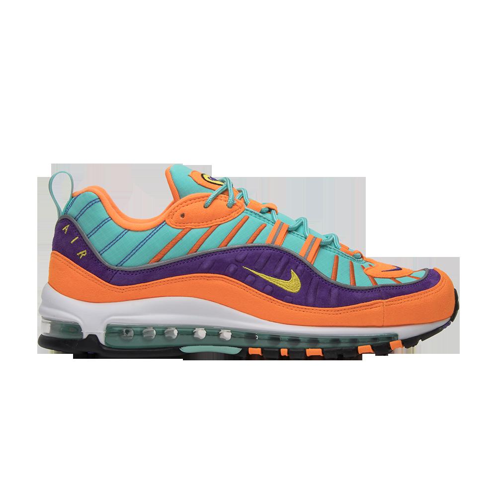 Air Max 98 QS 'Cone' | Kicks | Nike air max, Air max