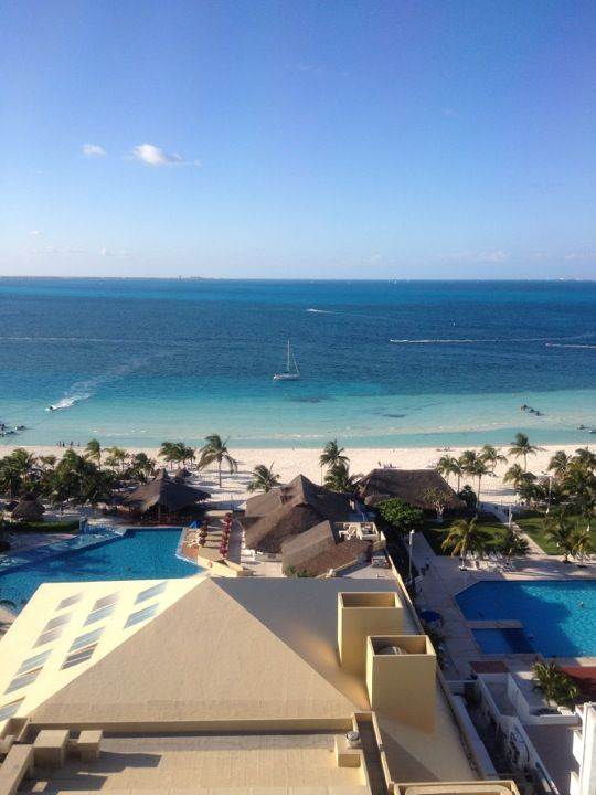 InterContinental in Cancún, Quintana Roo