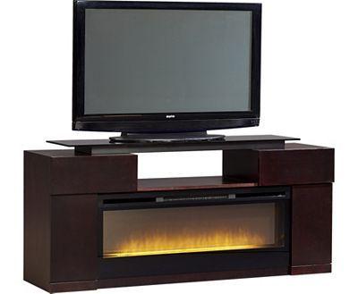 Havertys Jennings Electric Fireplace 1799 73w X 33h X 20d Fireplace Built Ins Fireplace Seating Fireplace Remodel