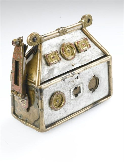 The Monymusk reliquary dates from c.700AD and is one of the most precious objects in the National Museums Scotland collection.