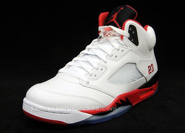 jordan 5 fire red release date