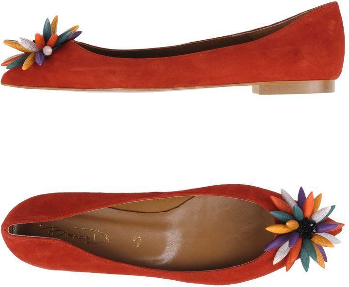 and Products flat Ballet Ballet BIANCA DI flats wvwzT