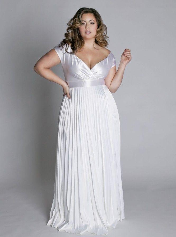 The Loud Fat Girl Blog Igigi Wedding Dress | My Style | Pinterest ...