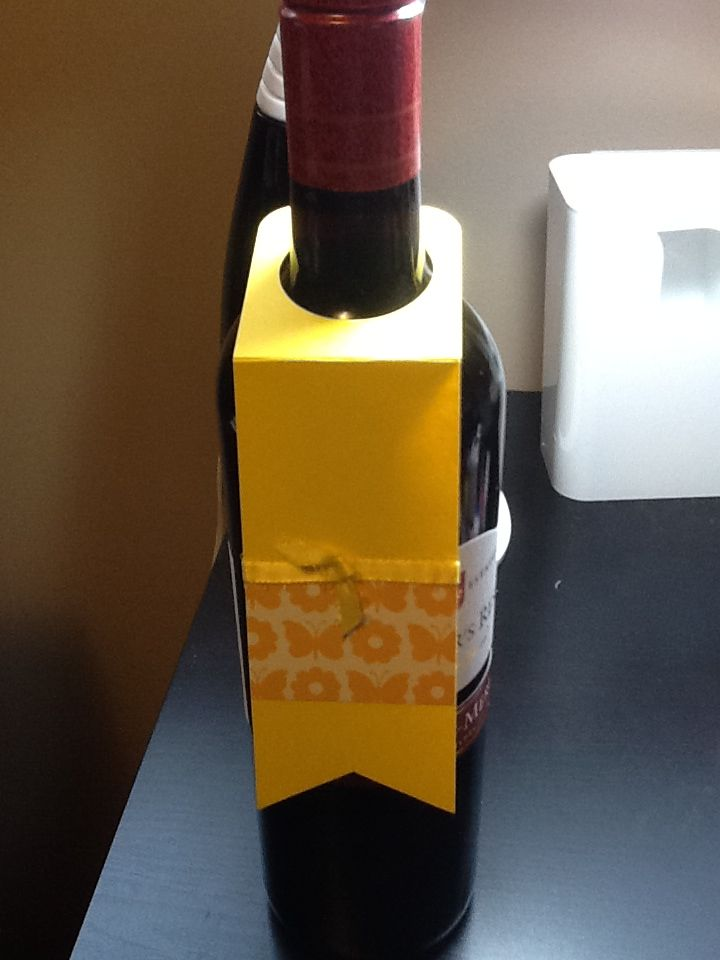 Wine Bottle Gift Tag Template Stamping Wine Tags Wine