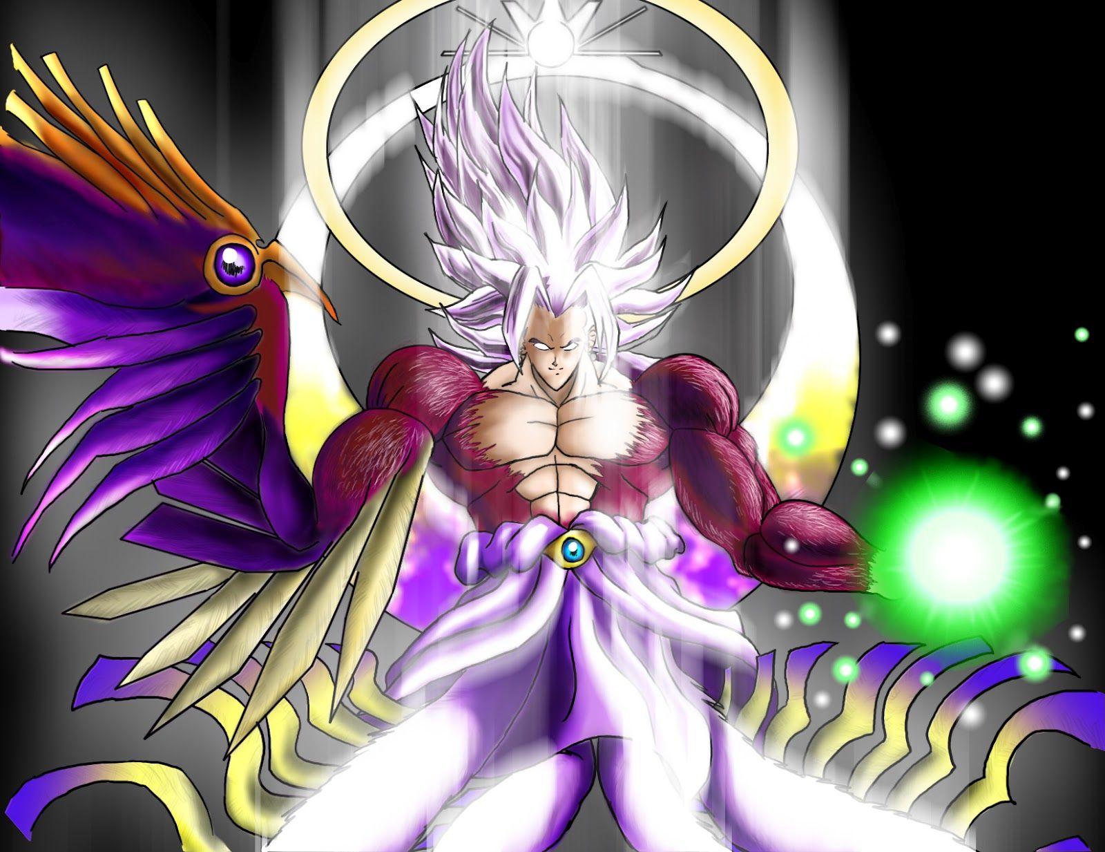 Goku Super Sayan 10000