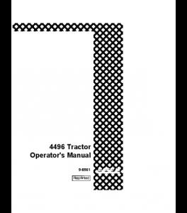 Best case ih 4496 tractor operators manual download